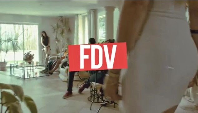 FDV - Ca Va Aller 2014[ Ashawo French Version]   Ft. Flavour , Jessy Matador & Makassy  image