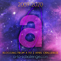 #AtoZChallenge 2020 Blogging from A to Z Challenge letter A