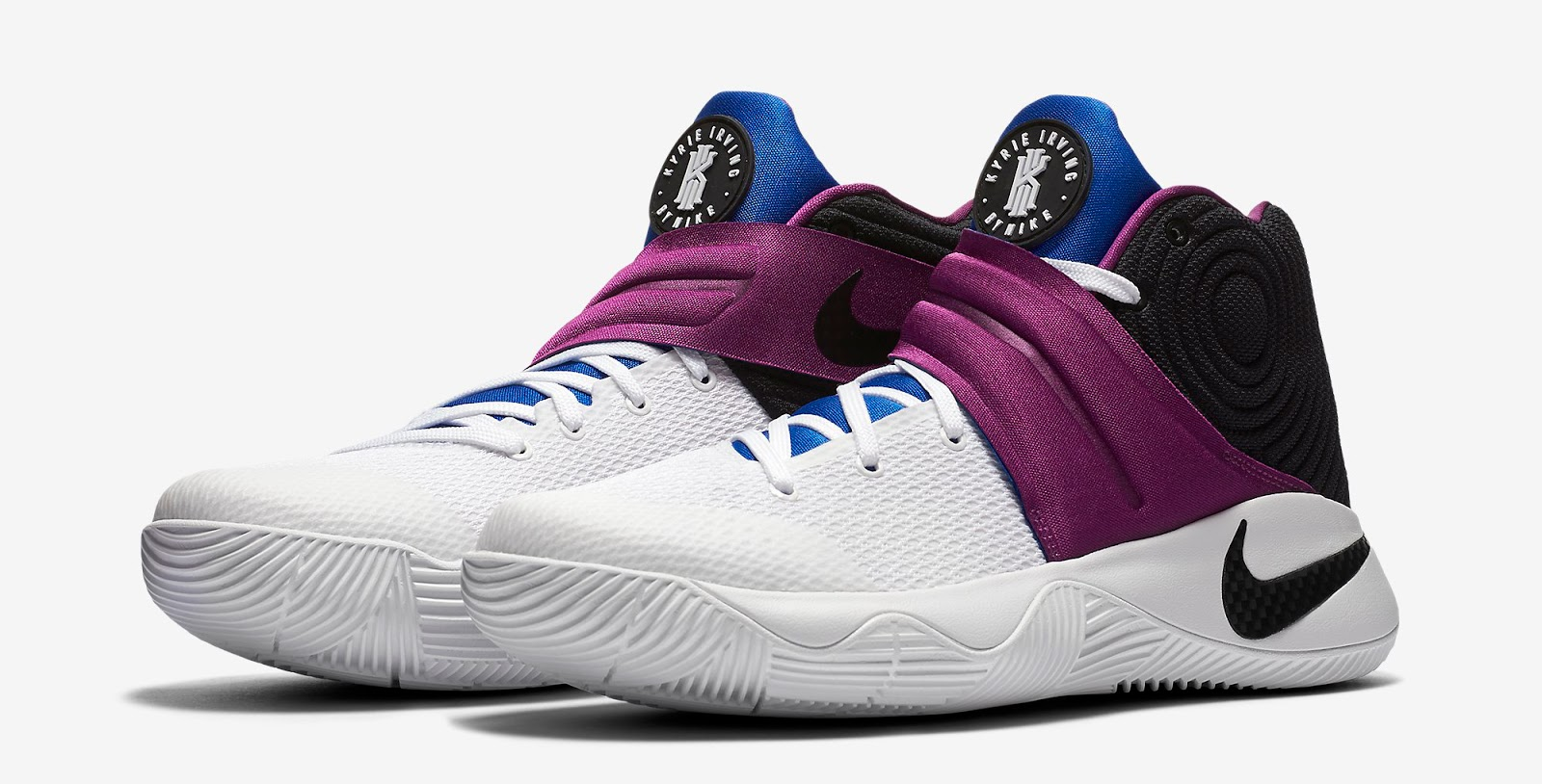 new arrival e2b75 be5da Inspired by the classic Nike Air Flight Huarache, this Nike Kyrie 2 is  known as the