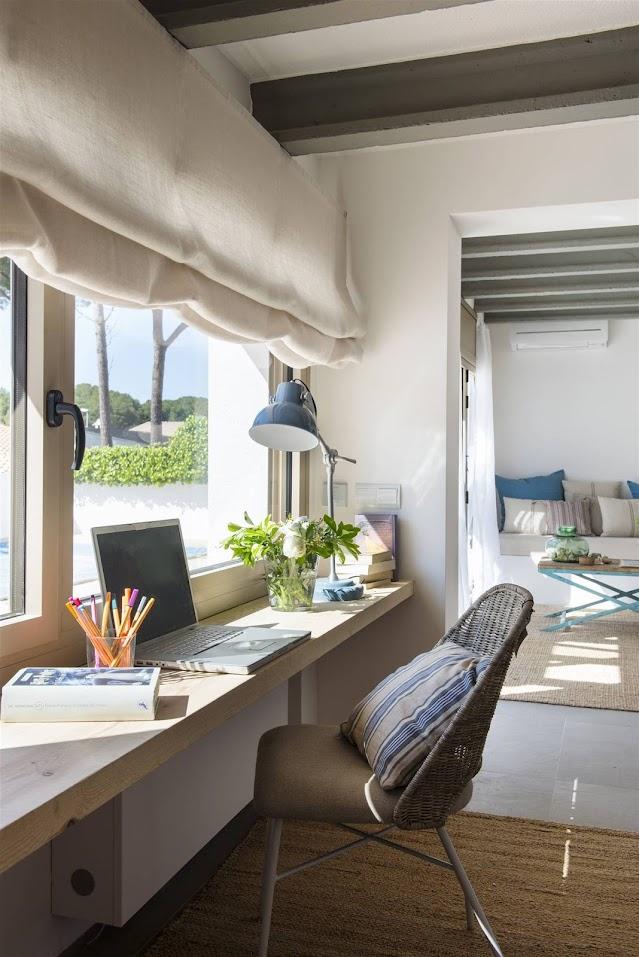 Aprovecha el momento de diseñar tu oficina en casa 5