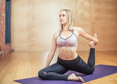 Aerobic für den Bauch