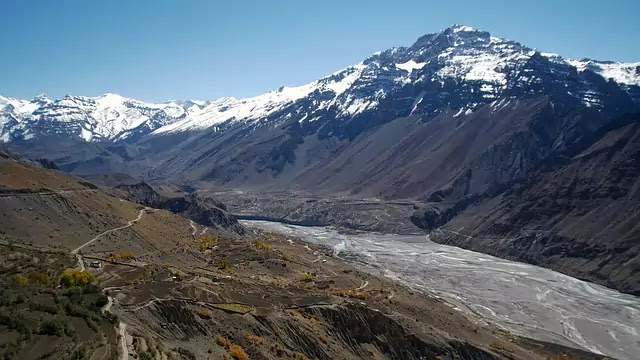 River System of Himachal Pradesh.