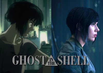 Ghost in the Shell - Anime e Filme