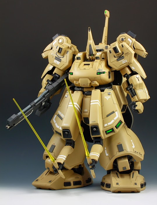Mg 1 100 The O Quot Ver St Quot Custom Build Gundam Kits Collection News And Reviews