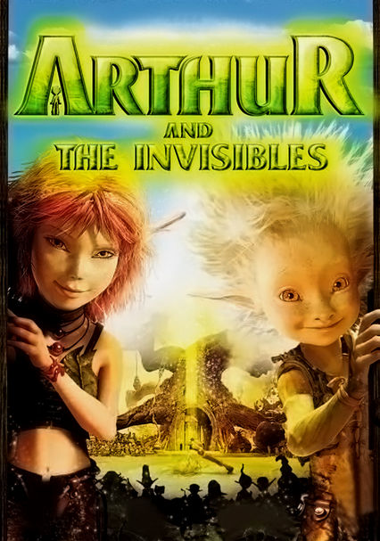 Arthur and the Invisibles 2006 Dual Audio WEBRip 480p 300Mb x264