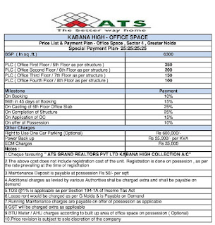 ATS-Kabana-High-office-space-25-25-price-list