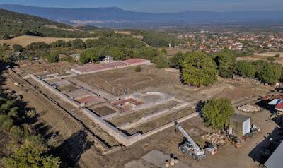Ο «Παρθενώνας της Μακεδονίας» ανοίγει για το κοινό