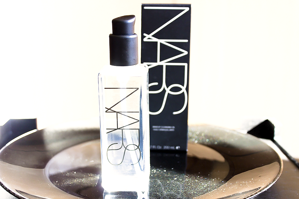Nars Makeup Cleansing Oil review