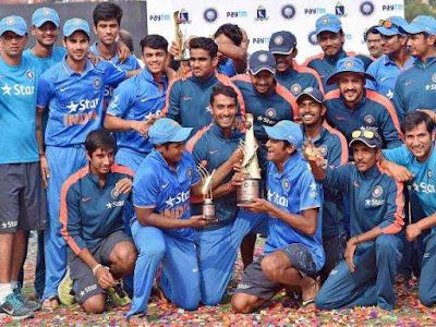 भारत ने जीता अंडर 19 एशिया कप 2016 का खिताब, फाइनल मुकाबले में श्रीलंका को 34 रन से हराया