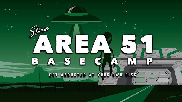'Storm' Area 51 Basecamp