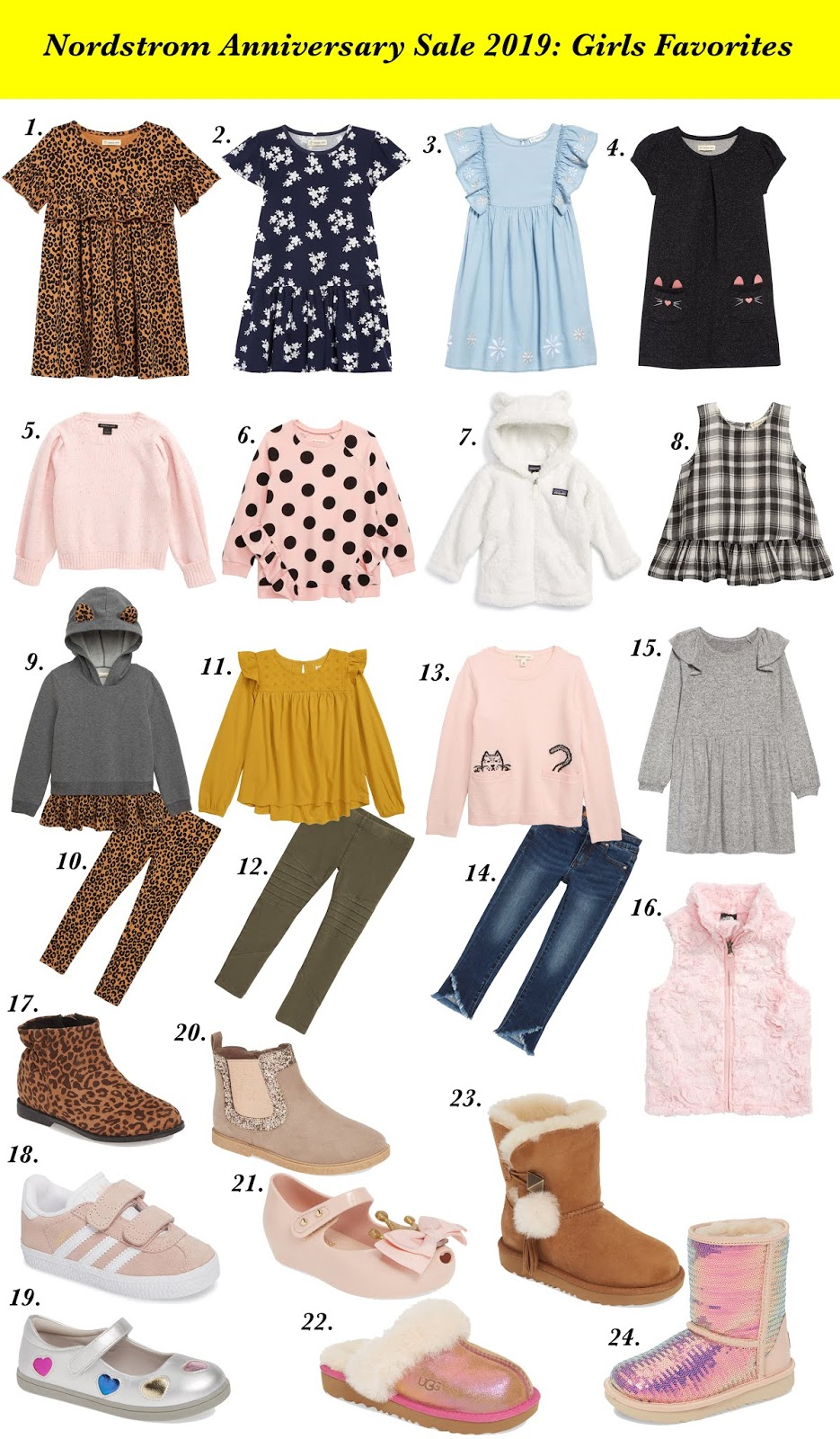 Nordstrom Anniversary Sale 2019: Picks for Kids - Something Delightful Blog