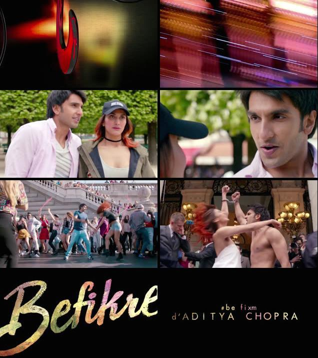 Befikre Official Trailer 720p HD Download