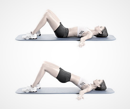 Home Exercises Without Equipment -Get Fit