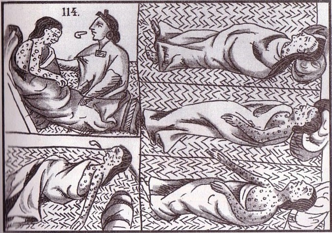 the mistreatment of the indigenous people that inhabited the americans by the conquering spanish Source for information on the impact of european diseases on native americans:  people, who could cure  native american peoples and the demands of.