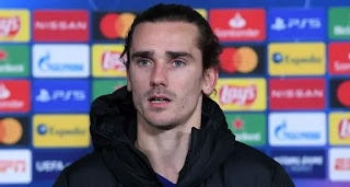 'We're f***ed, annoyed, angry. We don't communicate on the pitch at all: Griezmann