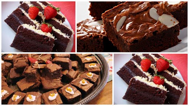 Cara Mudah Membuat Kue Brownies Super Enak Dan Lembut