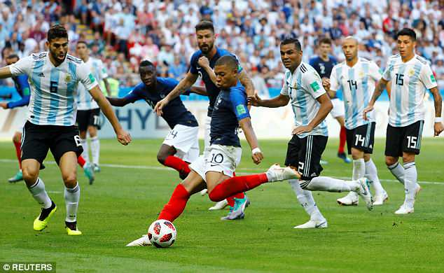 High praise! Drogba hails France star Mbappe as he sends Lionel Messi and Co packing