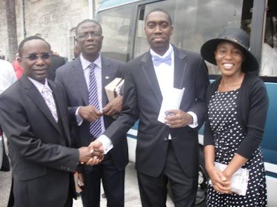 Pastor Kumuyis Son Wedding Pictures John Kumuyi Weds Love Odih