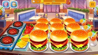 Cooking Frenzy: Madness Crazy Chef Cooking Games Mod Apk