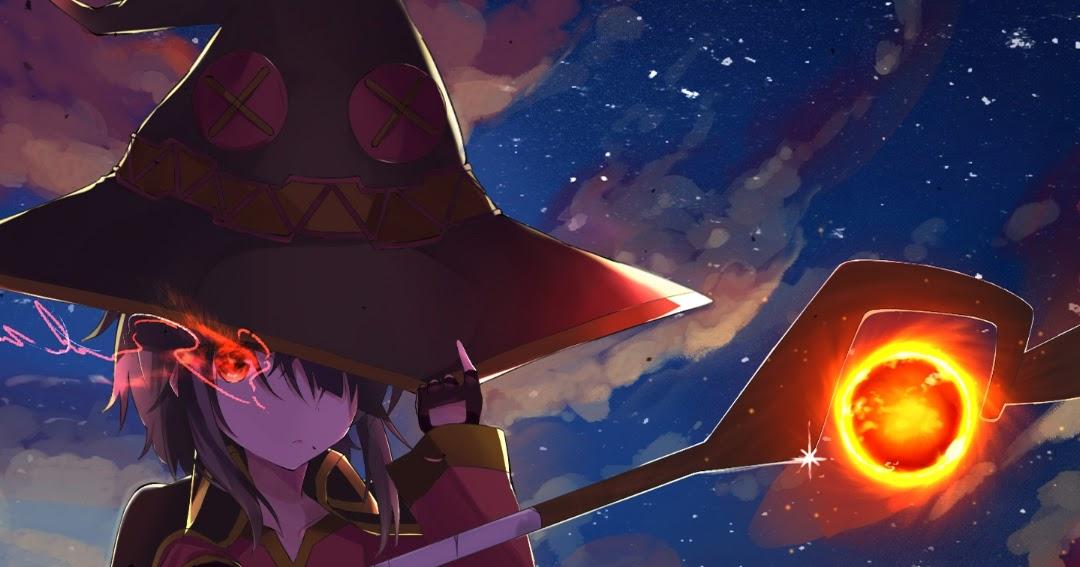 4 Adegan Merapal Sihir Paling Epic Di Anime