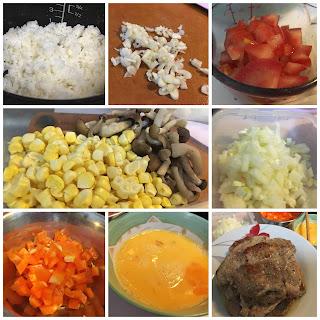 煮媽媽 - 焗豬扒飯