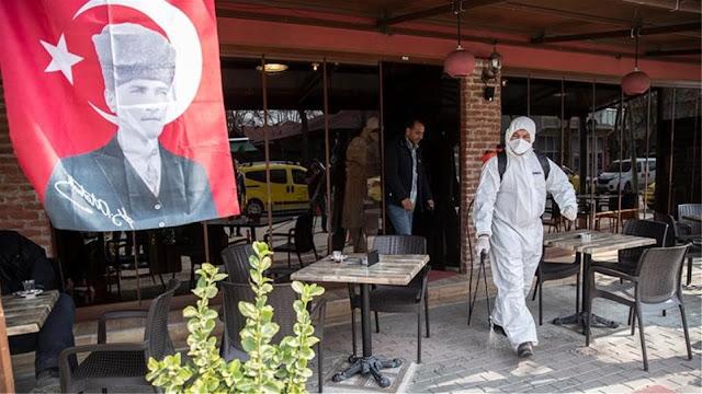 Ο κορωναϊός οδηγεί την τουρκική οικονομία σε κρίση ρευστότητας