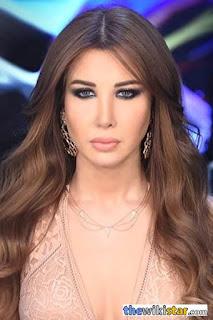 نانسي عجرم (Nancy Ajram)، مغنية لبنانية