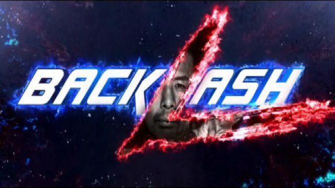WWE Backlash 2018. StrengthFighter.com