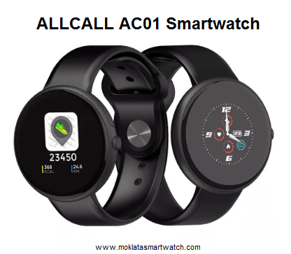 ALLCALL AC01 Smartwatch Specs, Price, Features