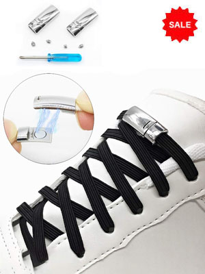 Magnetic Shoe Laces Lock