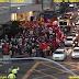 """Protesto"""" Fora Temer"""" acontece na Salgado Filho X Bernardo Vieira"""