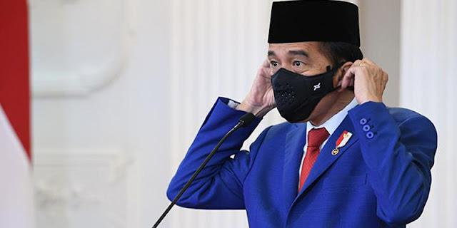 Rasa Jengkel Jokowi Karena Menteri Gagal Terjemahkan Nawacita