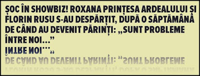 cancan monden divort roxana printesa ardealului