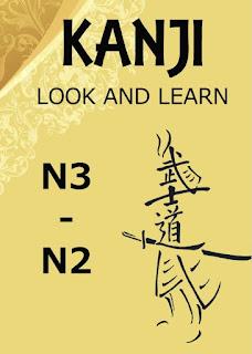 Kanji Look And Learn N3 - N2: Bản Nhật Việt - NXB Từ Điển Bách Khoa