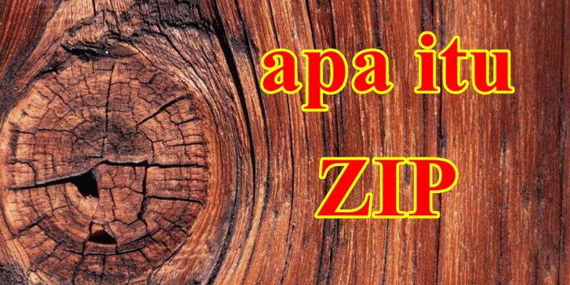 Apa itu Zip