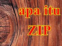 Apa itu ZIP serta Cara Mengkompress Dan Mengekstraknya ZIP di Android Atau PC