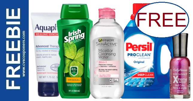 CVS Must Do Freebie Deal 1-17-1-23