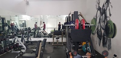 Tempat Rekomendasi Gym di Jogja - Dimension Cafe & GYM