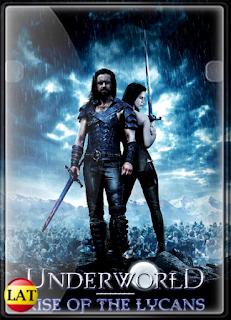 Inframundo 3: La Rebelión de los Lycans (2009) DVDRIP LATINO