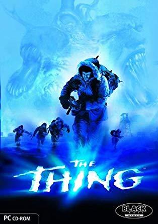The Thing -  Sống sót trong băng giá