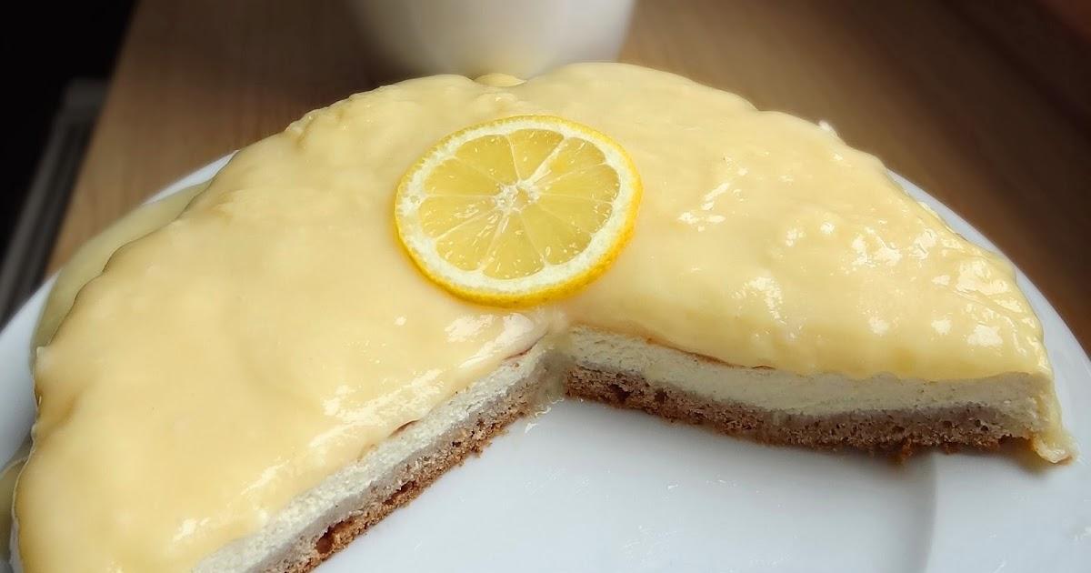 Recette Veritable Lemon Cake