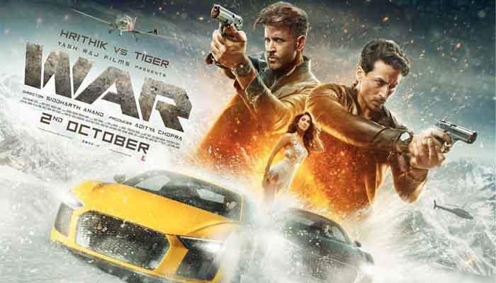 War Movie Full HD Download (2019) - Hrithik Roshan, Tiger Shroff
