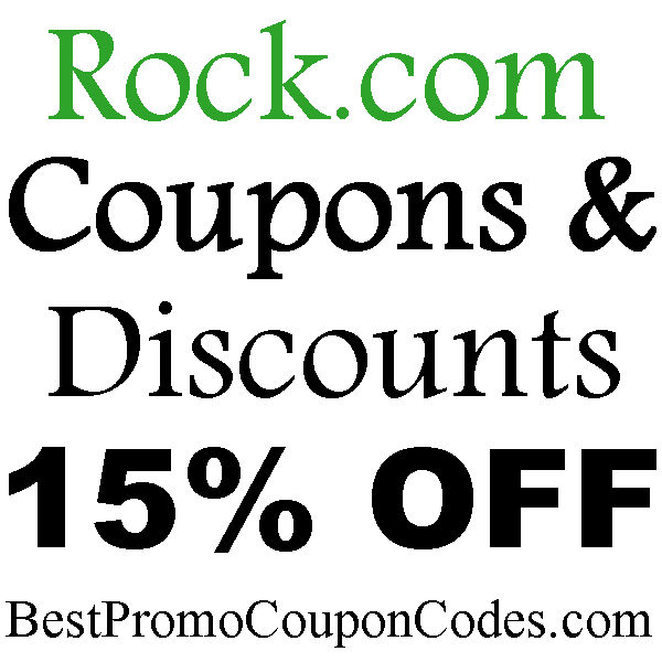 Rock.com Store Coupon Code 2021-2021, Rock.com Music FREE Shipping July-August