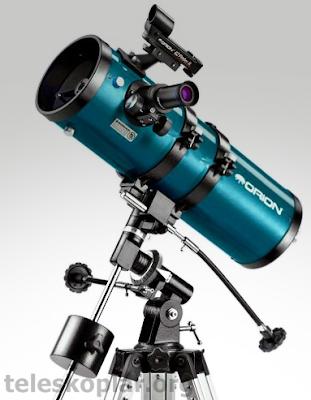 orion starblast 4.5 teleskop incelemesi