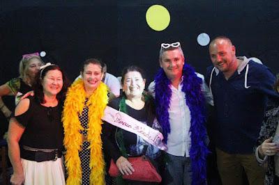 """Fundo Social de Solidariedade da Ilha homenageou os avós com o baile """"Nos tempos da brilhantina"""""""