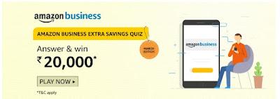 Amazon Business Extra Savings