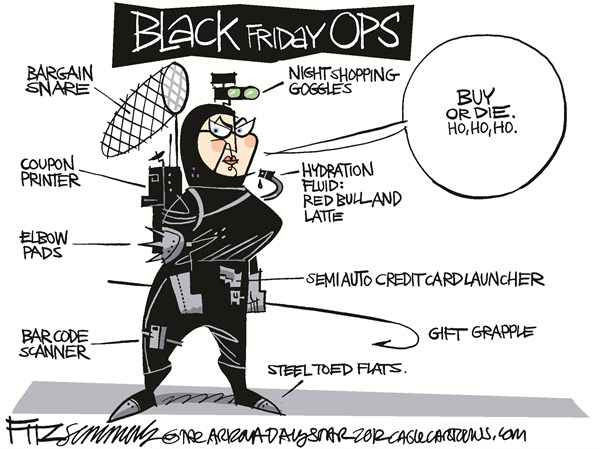 black friday humorous