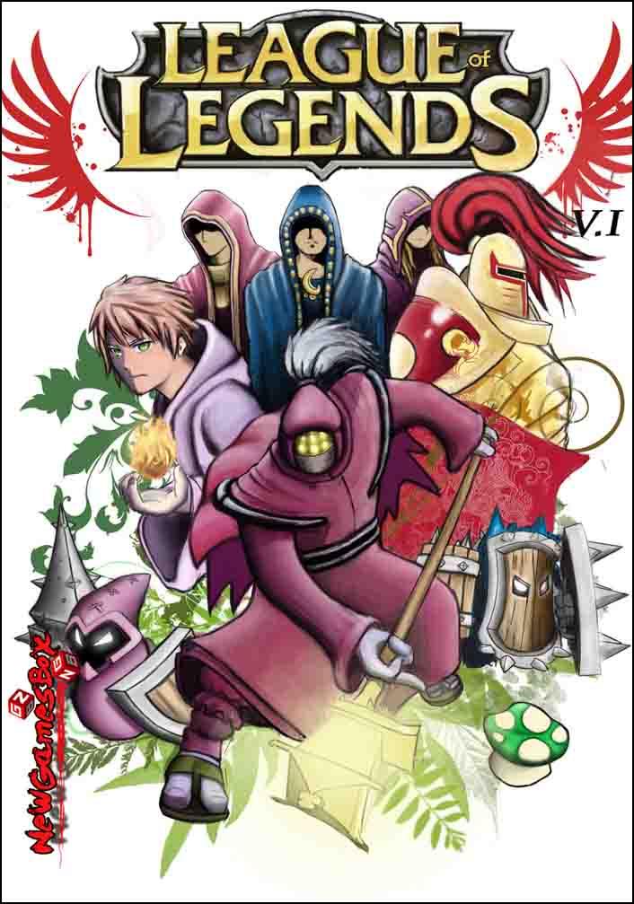 League Of Legends Download Laptop