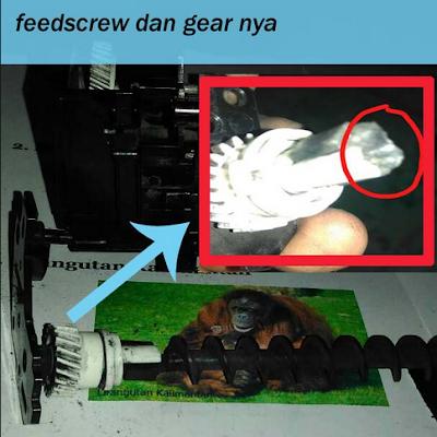 Cara Mengatasi Hasil Fotocopy Canon IR Kotor dan Bercak Toner