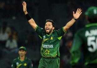 Shahid Afridi 5-23 - Pakistan vs Canada 17th Match ICC Cricket World Cup 2011 Highlights